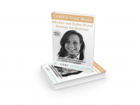 TAME Your Brain Book Stacked on Second Book-min